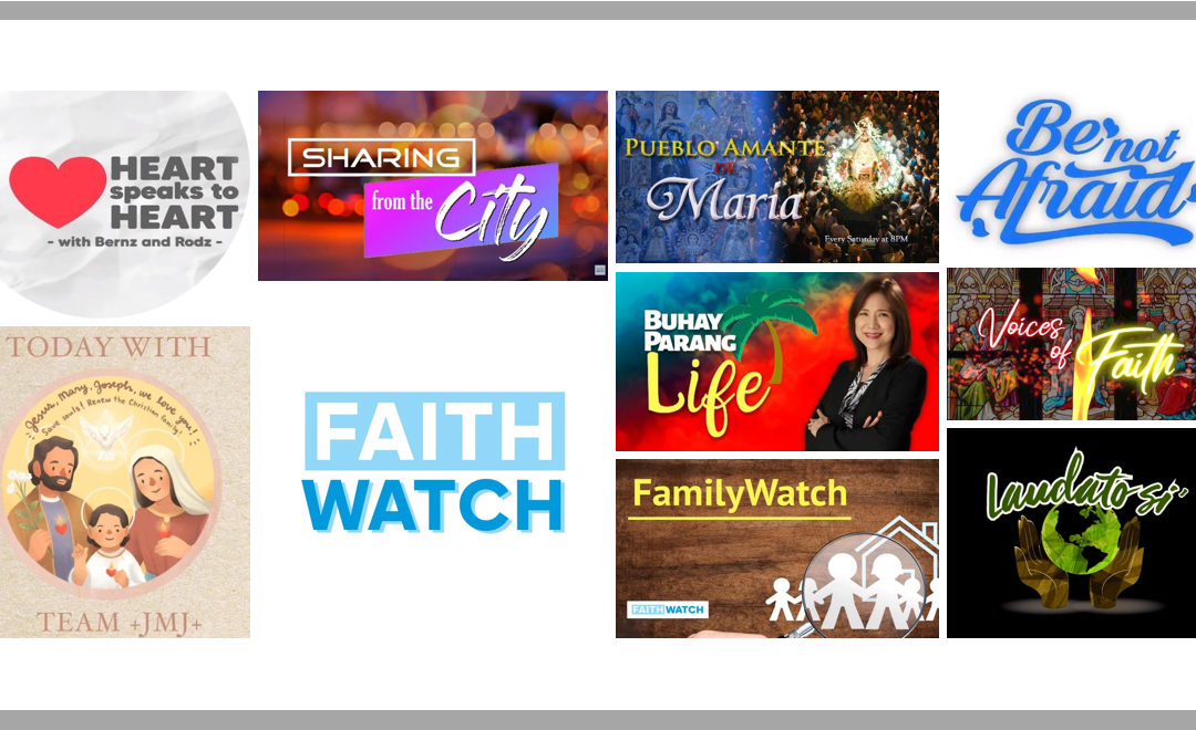 Faith Watch launches new shows for 500YOC