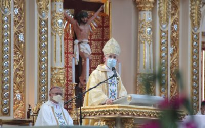 FULL TEXT: Papal Nuncio's homily to mark 500th year of first baptism in PH