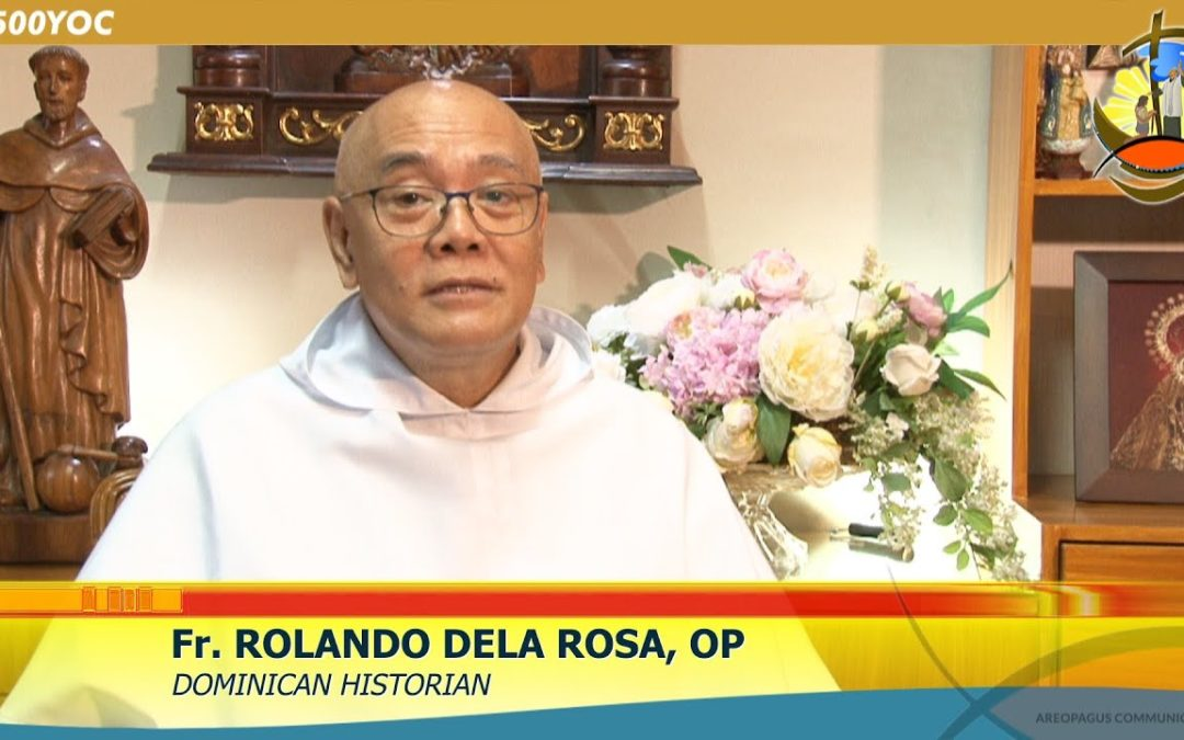 Dominican Contributions to the Evangelization of the Philippines in the past 500 Years