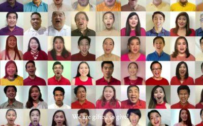 Live Christ, Share Christ (Choral Version) | #500YOC